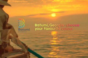 Choose your favourite colour – აჭარის რეკლამა BBC-ზე
