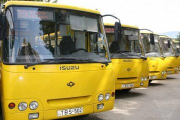 სააღდგომოდ სასაფლაოებისკენ უფასო ავტობუსები იმოძრავებენ