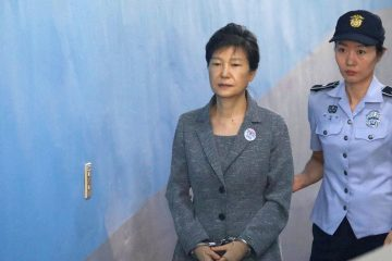 სამხრეთ კორეის ექსპრეზიდენტსსასამართლომ 24 წლიანი პატიმრობა შეუფარდა
