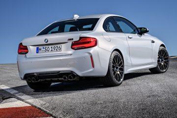 2019 წლის BMW M2 Competition: შესანიშნავი პატარა М შედევრი