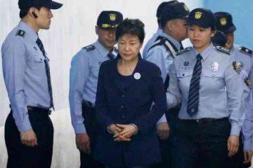 სამხრეთ კორეის ექსპრეზიდენტი სასამართლომ დამნაშავედ ცნო