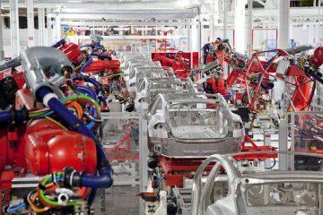 Tesla რამდენიმე დღით Model 3-ის წარმოებას წყვეტს