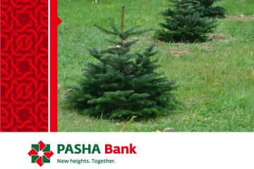 პაშა ბანკის სააღდგომო CSR აქტივობა