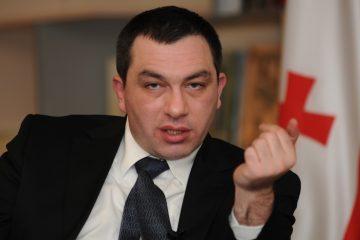 ბოკერია: რუსეთის წინააღმდეგ სარჩელი ძალიან ზუსტად და კარგად არის მომზადებული