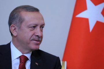 რეჯეფ თაიფ ერდოღანი: სირიასა და ერაყში თურქეთი სამხედრო ოპერაციებს გააგრძელებს