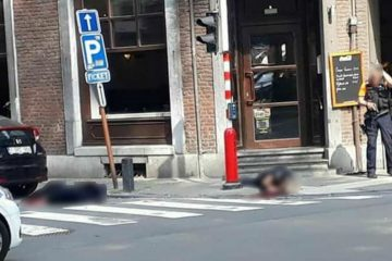 თავდასხმა ბელგიაში – მოკლულია ორი პოლიციელი და ერთი მშვიდობიანი მოქალაქე