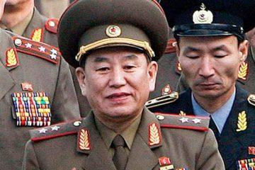 ჩრდილოეთ კორეა აშშ-ში გენერალ კიმ იონგ-ჩოლს აგზავნის