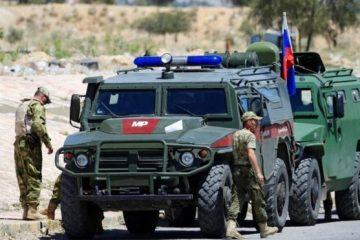 სირიაში მეამბოხეებმა 4 რუსი სამხედრო მოკლეს