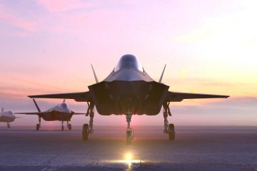 F-35-ის პირველი საბრძოლო გაფრენა