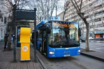 19 მაისს ავტობუსების 30 მარშრუტის მუშაობის საათები გახანგრძლივდება