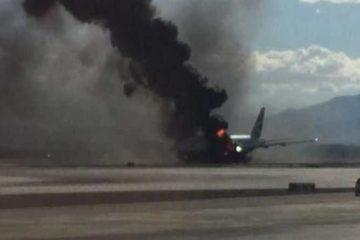 ჰავანას აეროპორტში Boeing 737 კატასტროფა განიცადა