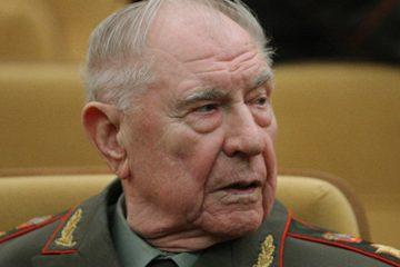 ლიტვა საბჭოთა კავშირის ყოფილი თავდაცვის მინისტრის სამუდამო პატიმრობას ითხოვს