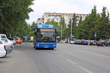 თბილისის მერია: საზოგადოებრივი ტრანსპორტით მგზავრობა არ გაძვირდება