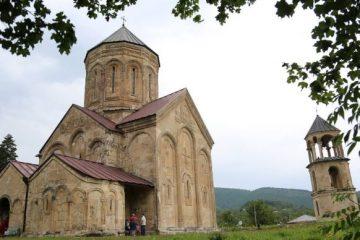 ნიკორწმინდის ტაძრის რესტავრაცია-რეაბილიტაციის პირველი ეტაპი დაიწყო