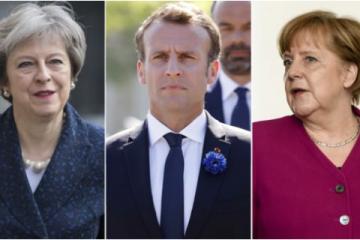 ტრამპის განცხადების მიუხედავად, ევროპელი ლიდერები ირანის ბირთვულ შეთანხმებას არ დატოვებენ