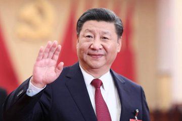 ჩინეთის პრეზიდენტი ქართველ ხალხს საქართველოს დამოუკიდებლობის დღეს ულოცავს