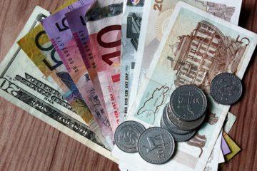 ეროვნული ბანკი – 1 აშშ დოლარის ოფიციალური ღირებულება 2.4734 ლარი გახდა
