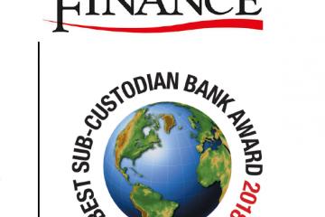 საქართველოს ბანკმა Global Finance-ის ჯილდო მიიღო
