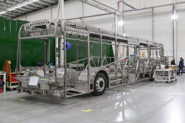 საქართველოში ელექტრო ავტობუსების წარმოების დაფინანსებას ევროპის საინვესტიციო ბანკი გეგმავს