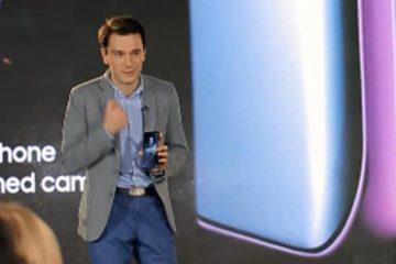 გატეხილი ეკრანი Galaxy S9-ის პრეზენტაციაზე (ვიდეო)