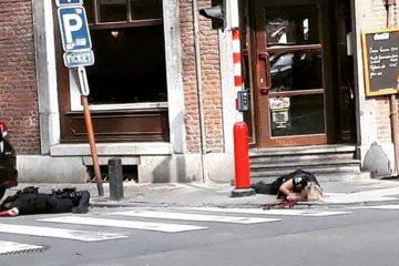 """თავდამსხმელმა შეძახილით """"ალაჰ აქბარ""""  ბელგიაში სამი ადამიანი მოკლა"""