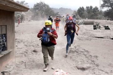 75 დაღუპული და 192 დაკარგული – ვულკანის ამოფრქვევის შედეგები გვატემალაში