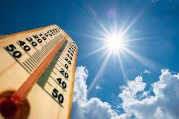 ჰაერის ტემპერატურის მნიშვნელოვანი მატება –  სინიპტიკოსები დედაქალაქში +37, +39 გრადუსს ვარაუდობენ