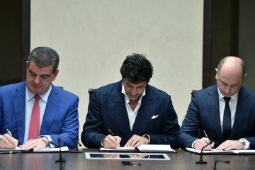 """საქართველოში """"შტადლერის"""" რეგიონული ქარხანა აშენდება"""