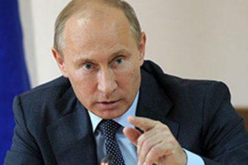 ვლადიმერ პუტინი: რუსეთი უკრაინას ყირიმს არც ერთ შემთხვევაში არ დაუბრუნებს