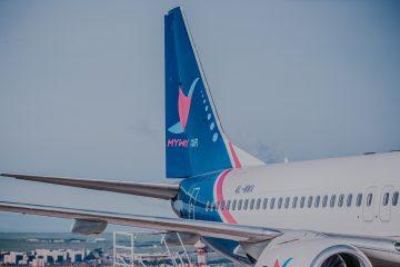 ევროპის მიმართულებით ფრენებს კიდევ ერთი ახალი ქართული კომპანია შეასრულებს