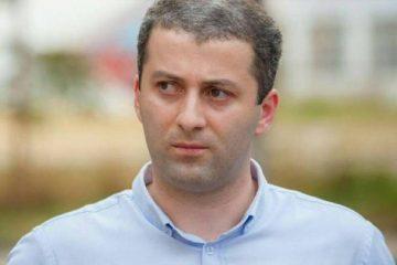 """""""ახალი საქართველო"""": დაკავებულია პარტიის წევრი გიორგი ხაბურზანია"""