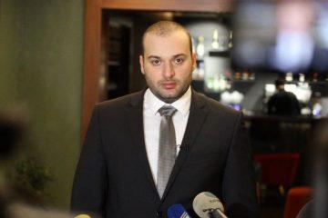 """მამუკა ბახტაძე: … ადამიანი იყო, არის და იქნება პარტია """"ქართული ოცნების"""" მთავარი ფასეულობა"""