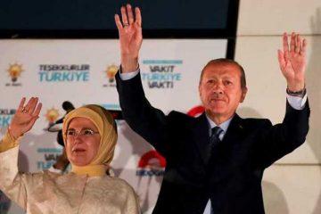 თურქეთის რიგგარეშე საპრეზიდენტო არჩევნებზე ერდოღანმა გაიმარჯვა