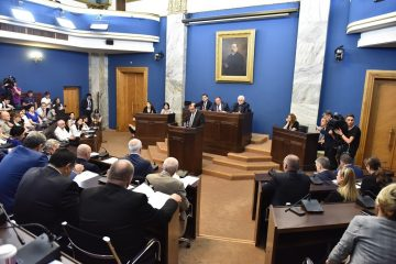 კომიტეტების გაერთიანებულ სხდომაზე სოციალური მიმართულების მინისტრობის კანდიდატებს მოუსმინეს