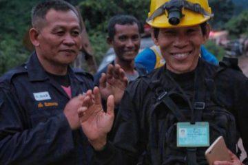 ტაილანდში, მღვიმეში ჩარჩენილი ოთხი ბავშვი მაშველებმა გამოიყვანეს