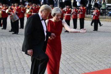ტრამპი: ბრიტანეთი აშშ-სთან თავისუფალ ვაჭრობას ვერ მიიღებს
