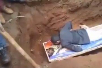 ეთიოპიაში დააკავეს პირი, რომელიც მიცვალებულის გაცოცხლებას შეეცადა