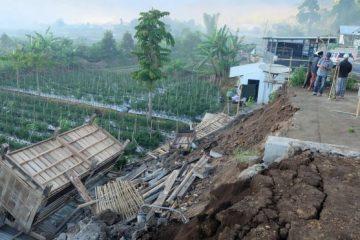 ინდონეზიაში ძლიერ მიწისძვრას 13 ადამიანი ემსხვერპლა