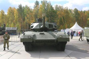 """უახლესი ტანკი T-14 """"Армата"""" რუსეთის ჯარისთვის ძალიან ძვირი აღმოჩნდა"""