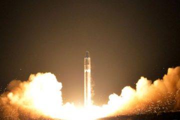 ჩრდილოეთ კორეა შესაძლოა კიდევ ორ ბალისტიკურ რაკეტაზე მუშაობდეს