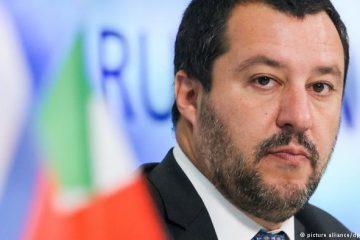 """იტალიის შს მინისტრის თქმით, რუსეთმა ყირიმი """"კანონიერად"""" მიიერთა"""