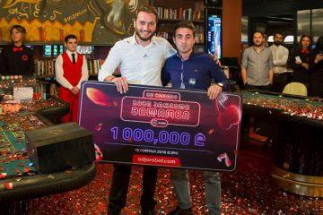 """""""პირველი მილიონი"""" – 23 წამში მოგებული 1,000,000 ლარი! adjarabet.com"""