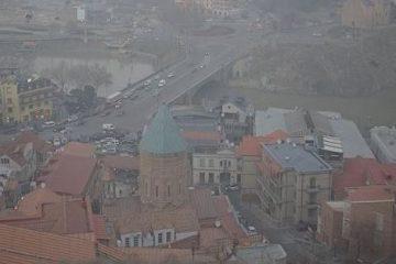 """""""ყველა კვლევა ადასტურებს, რომ თბილისში ჰაერის დაბინძურების მთავარი მიზეზი არის ავტოტრანსპორტი, შემდეგ მშენებლობები"""""""
