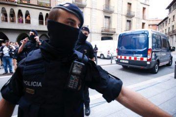 ესპანეთის პოლიციამ საქართველოს სამი მოქალაქე დააკავა