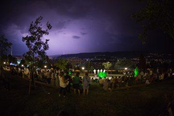 მწვანე ქალაქმა ლისზე რეზო გელაშვილის სახელობის ქალაქური სიმღერების ფესტივალს უმასპინძლა