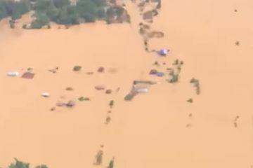 ლაოსში კაშხალი დაინგრა, ასობით ადამიანი დაკარგულად ითვლება