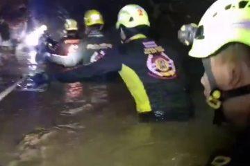 ტალიანდში მღვიმედან კიდევ 4 ბავშვი ამოიყვანეს