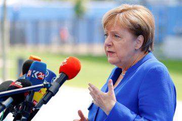 """მერკელი: """"გერმანიამ მეტი უნდა გააკეთოს"""""""