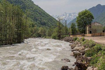 მდინარე ნენსკრას აუზში, სტიქიური პროცესების გამომწვევი მიზეზების დადგენის მიზნით ანგარიში მომზადდა