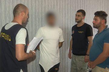 ანაკლიაში ირანის 3 მოქალაქე ნარკოტიკული საშუალებების რეალიზაციის ბრალდებით დააკავეს